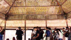 Lukisan Kamasan di Kertagosa