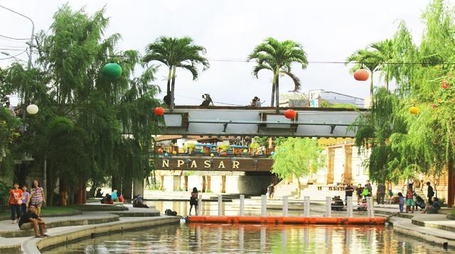 Taman Kumbasari, Denpasar