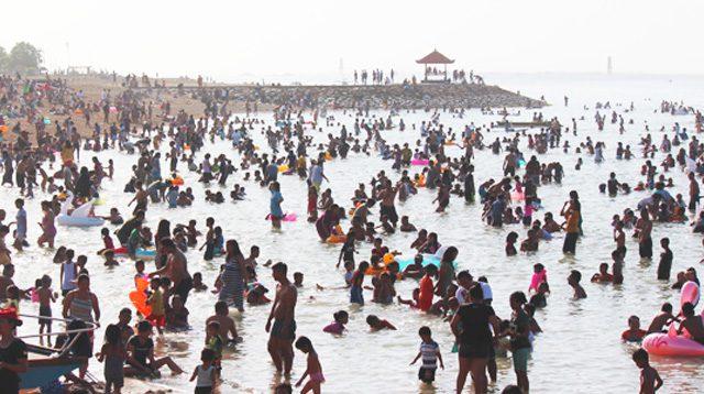 Pantai Mertasari Denpasar