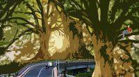 Ilustrasi pohon asam
