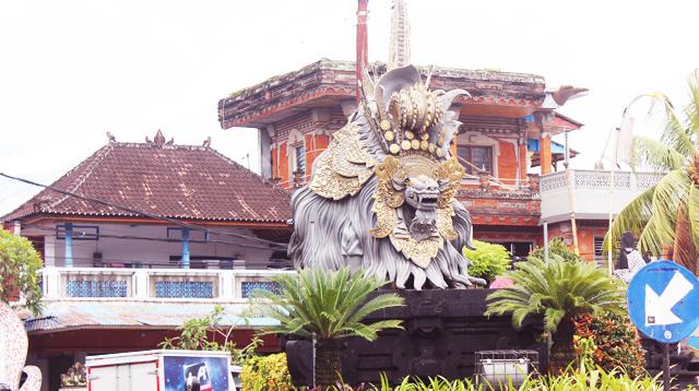 Patung Barong