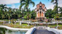 Ilustrasi kawasan Nusa Dua