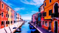 Rumah Burano Italia